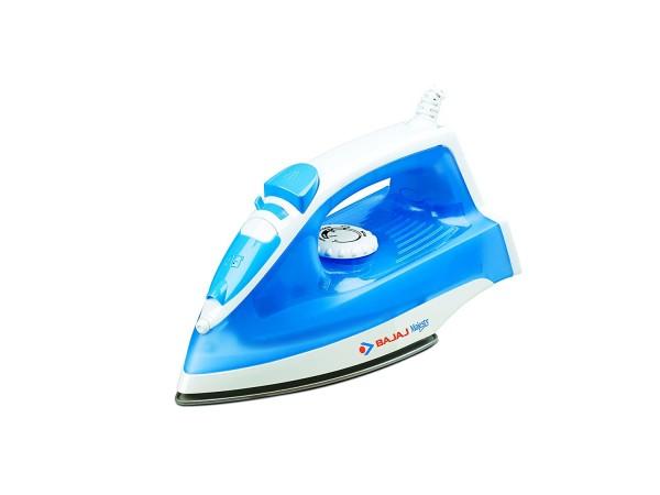 Bajaj Majesty MX4 1250-Watt Steam Iron (Blue/White) toorshop
