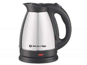 Bajaj Majesty KTX 15 1.7 Litre Kettle (Black and Silver) toor shop toorshop