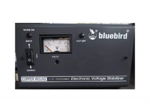 Bluebird 0.5 KVA 80V Copper Wounded VOLTAGE STABILIZER toorshop toor shop