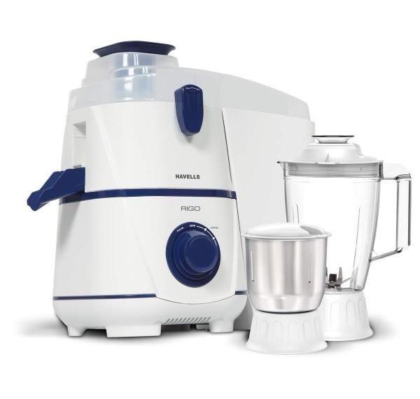 Havells Rigo Mixer Grinder, 500W, 2 Jars toorshop toor shop mixer grinder